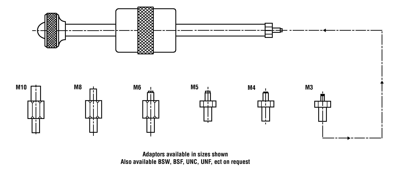 Dowel Pin Extractor Tool